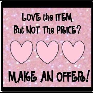 Handbags - Make me an offer